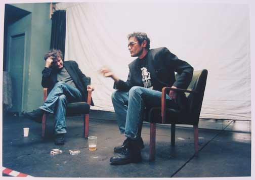 Rainer ganahl seminar lectures for Carl hegemann
