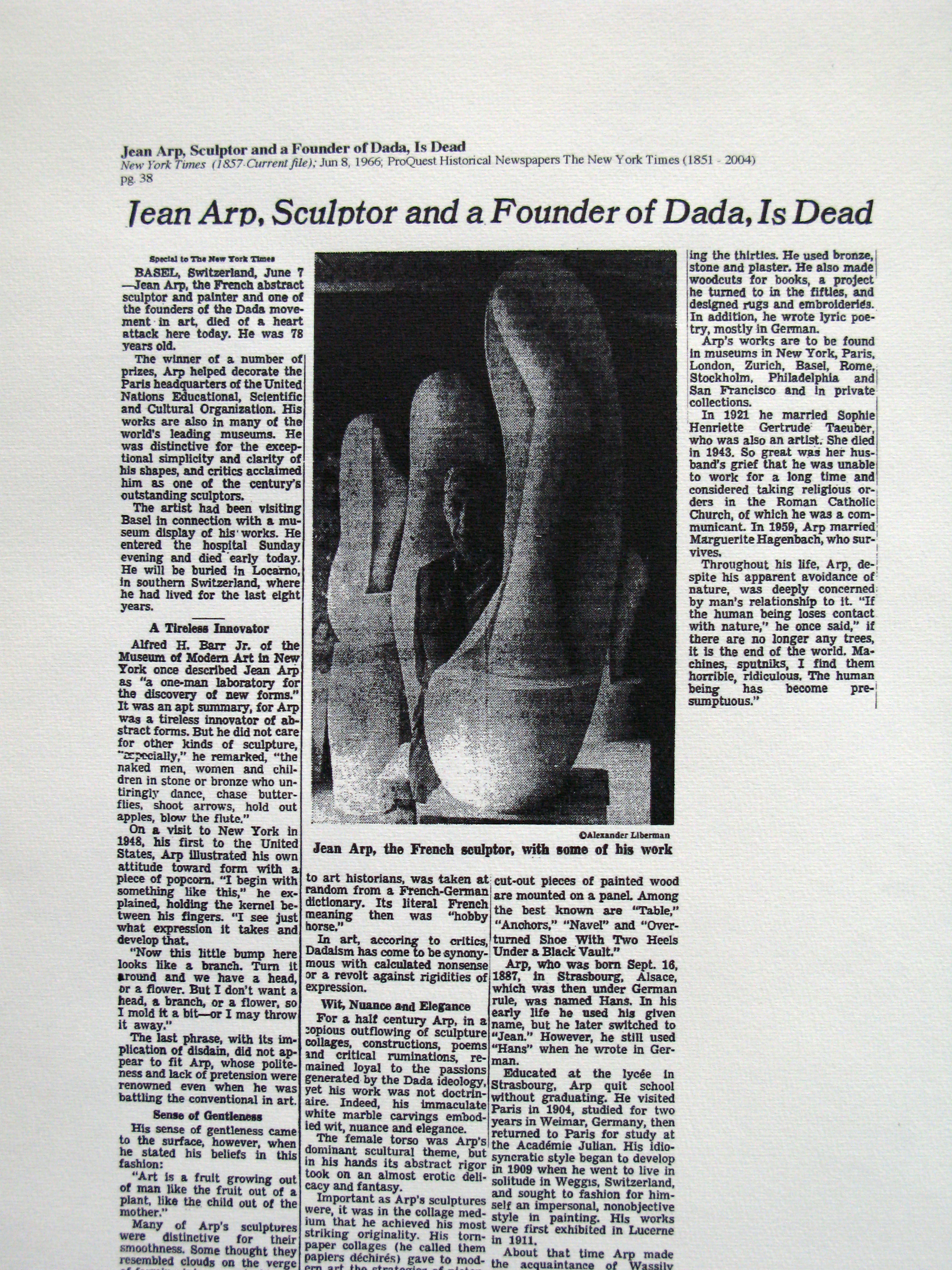 Ny times paper