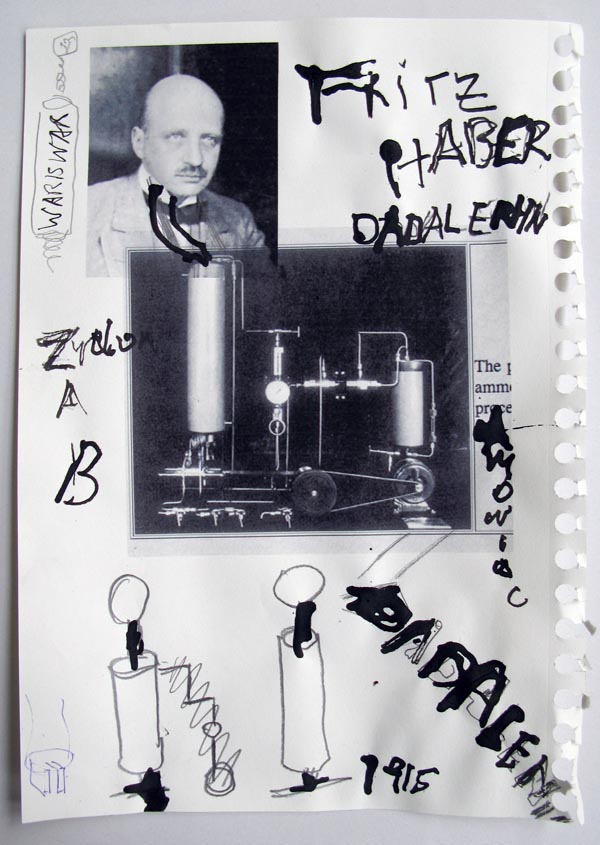 a biography and work of the nobel prize winning chemist fritz haber Fritz haber is one of germany's most famous chemists he won the nobel prize for chemistry for his work in synthesizing ammonia ironically, the nobel prize is mostly associated with peace and haber's work in synthesizing ammonia helped contribute to the development of new explosives.
